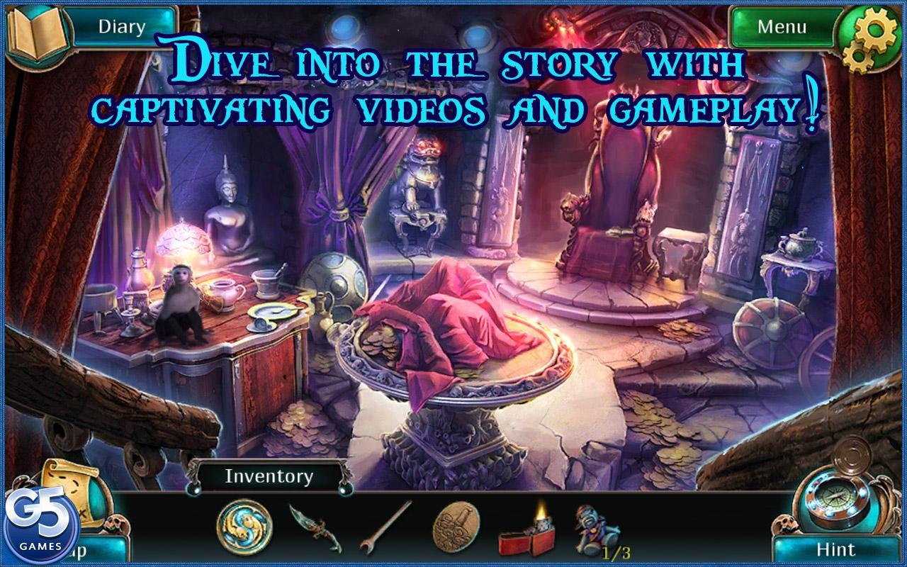 Nightmares from the Deep® 2 screenshot #10