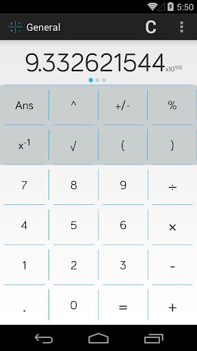 Holo Calculator
