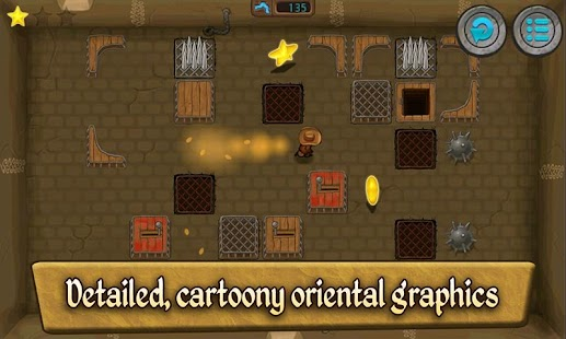 Jail Run Puzzle - screenshot thumbnail