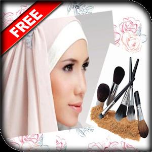 makeup Tutorial Android pesta untuk Apps  tutorial Google  Play Makeup Muslimah natural  on