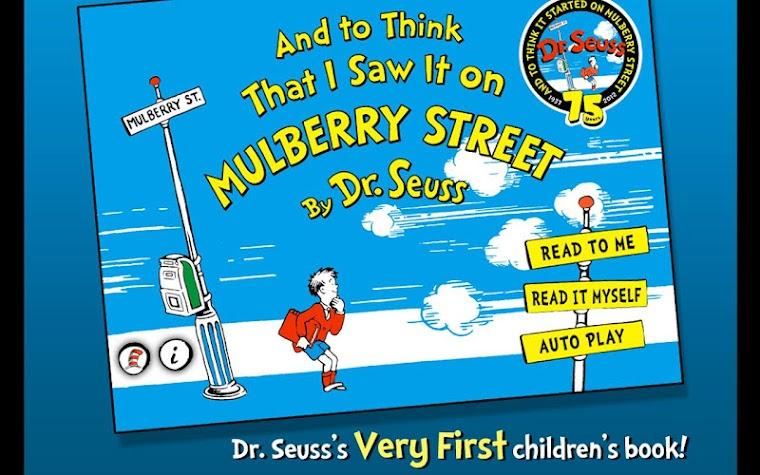Mulberry Street - Dr. Seuss Screenshot