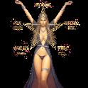 Wiccan Symbol Live Wallpaper