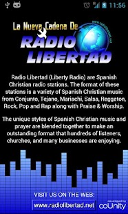 Radio Libertad (Liberty Radio) - screenshot thumbnail
