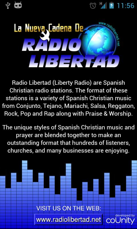 Radio Libertad (Liberty Radio) - screenshot