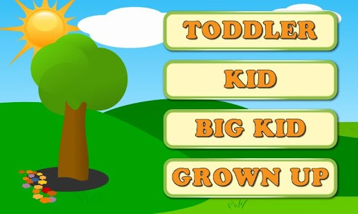 Word Bubbles for Kids - screenshot thumbnail