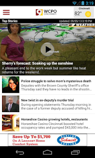 WCPO Cincinnati - screenshot thumbnail