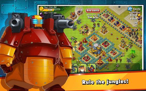 Jungle Heat: War of Clans 2.0.17 screenshots 11