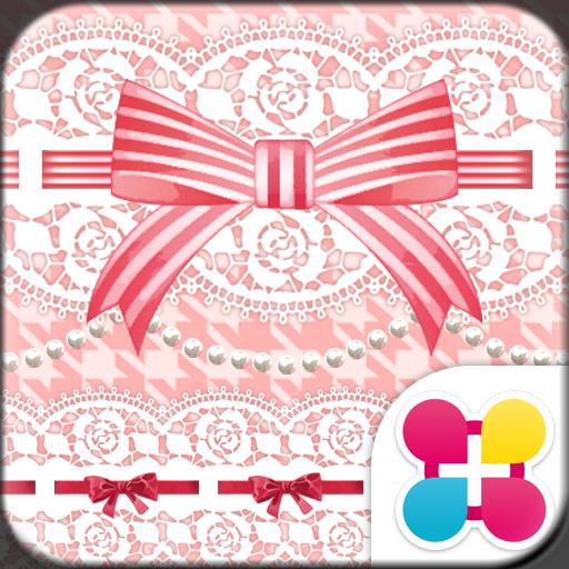 千鳥紋緞帶 for[+]HOME 個人化 App LOGO-APP試玩