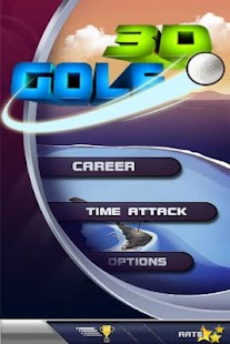 Golf 3D - screenshot thumbnail