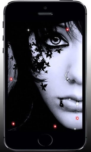 Gothical Style live wallpaper