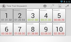 Time Trial Stopwatch Freeのおすすめ画像5