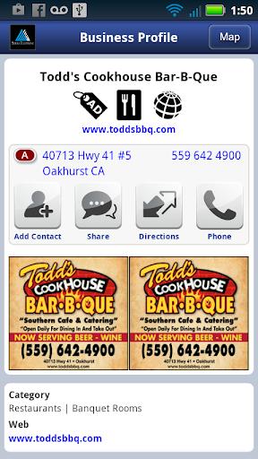 購物必備APP下載|Sierra Telephone Yellow Pages 好玩app不花錢|綠色工廠好玩App