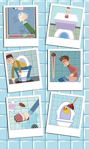 免費下載動作APP|廁所大冒險 - Toilet & Bathroom Rush app開箱文|APP開箱王