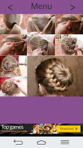 Hairstyles for girls 24.0.0 screenshots 1