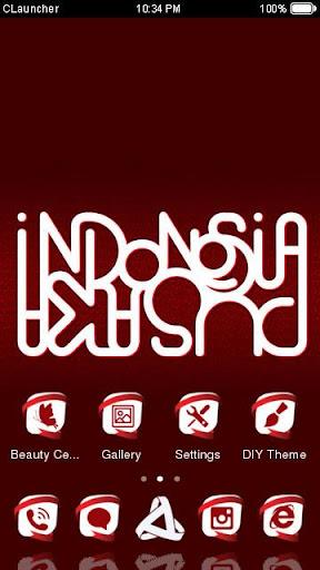 玩免費個人化APP|下載印尼独立日主题 app不用錢|硬是要APP