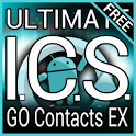 Cyanogen ICS GO Contacts icon
