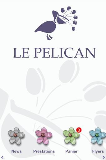 Pelican Fleurs