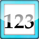 Touch Numbers 1,2,3 icon