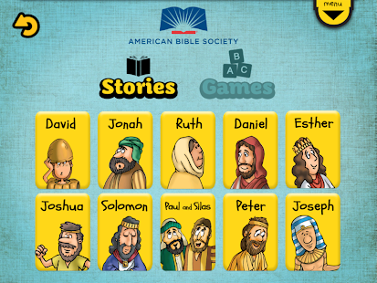 Bible Adventures for Kids- screenshot thumbnail