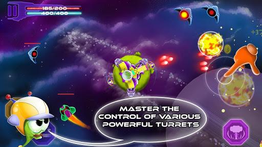 Space Defense - Shooting Game 1.9.1 screenshots 2