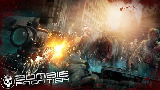 Zombie Frontier  captures d'écran 1