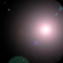 Sparkling Stars Live-Wallpaper