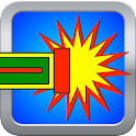 Crash Cannon Ball Shooting War icon