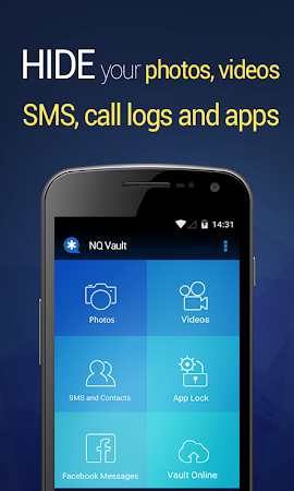 Vault-Hide SMS, Pics & Videos 6.2.08.22 screenshot 20495