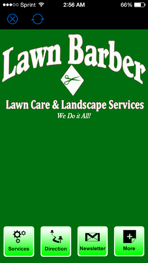 Lawn Barber