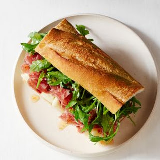 Soppressata Sandwiches