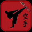 Shotokan karate in the pocket icon