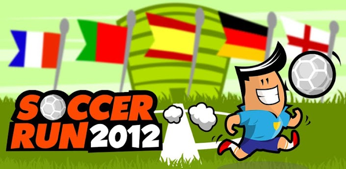 Soccer Run 2012 Apk 1.0 for android