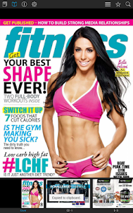 Fitness Magazine SA- screenshot thumbnail