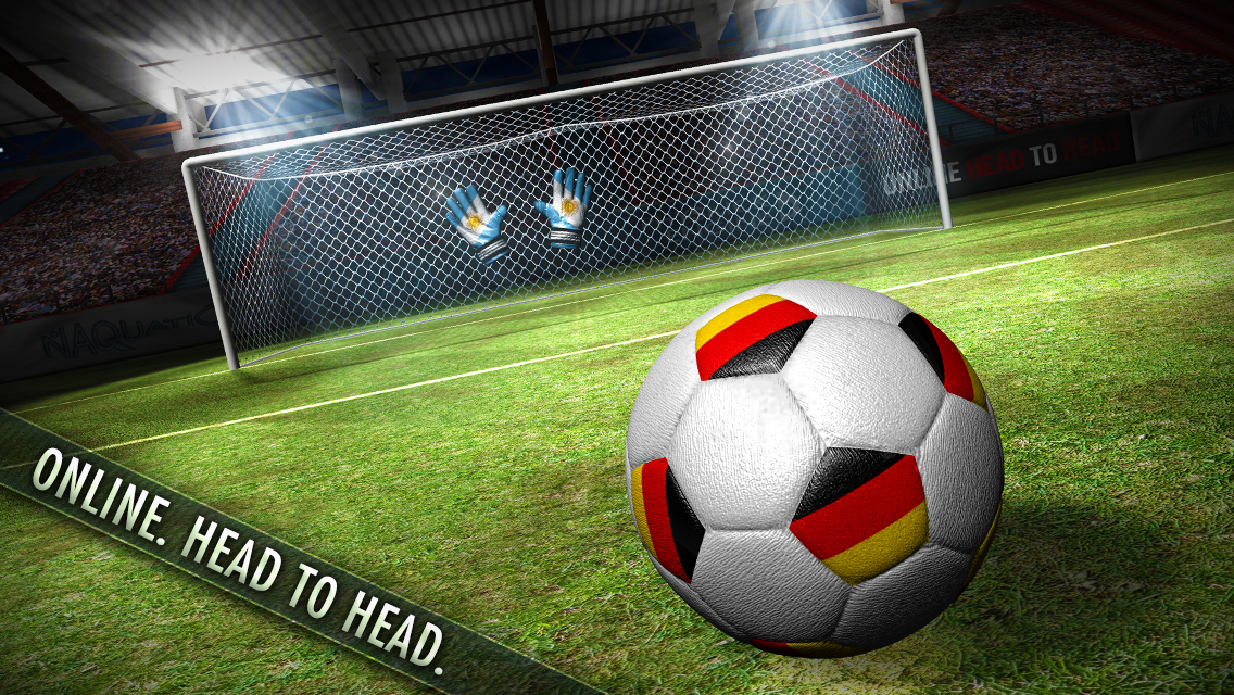 Soccer Showdown 2015- screenshot