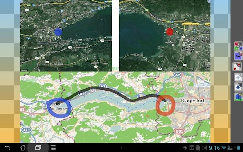 APicMashup - HD collage with maps- screenshot thumbnail