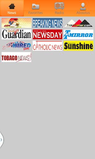 Trinidad Newspapers.