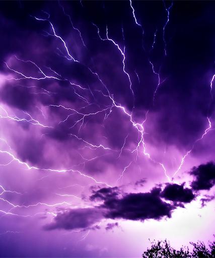 Thunderstorm Live Wallpaper