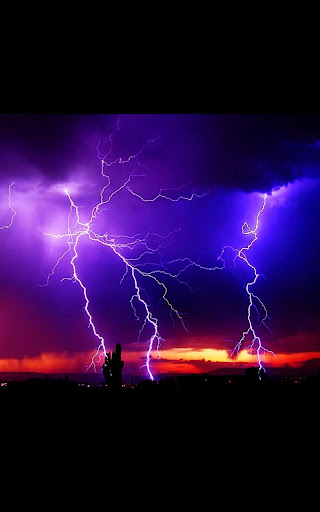 Photo HD Storm Live Wallpaper