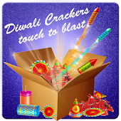 Diwali Crackers Touch to Blast