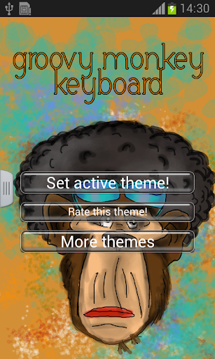Groovy Monkey Keyboard