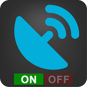 GPS OnOff Toggle Widget