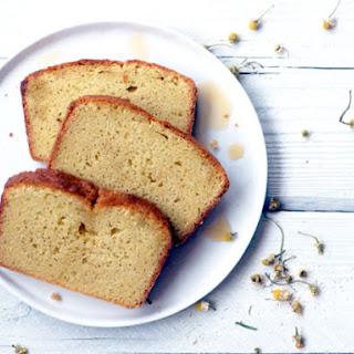 Chamomile Pound Cake