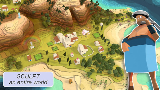 Godus for Android apk 5
