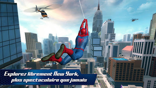 The Amazing Spider-Man 2  captures d'écran 2