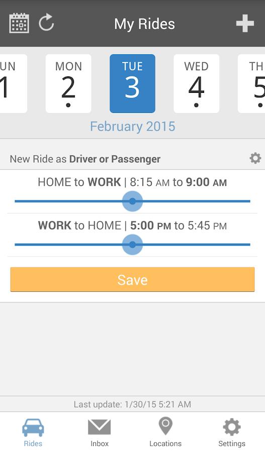 TwoGo by SAP - screenshot