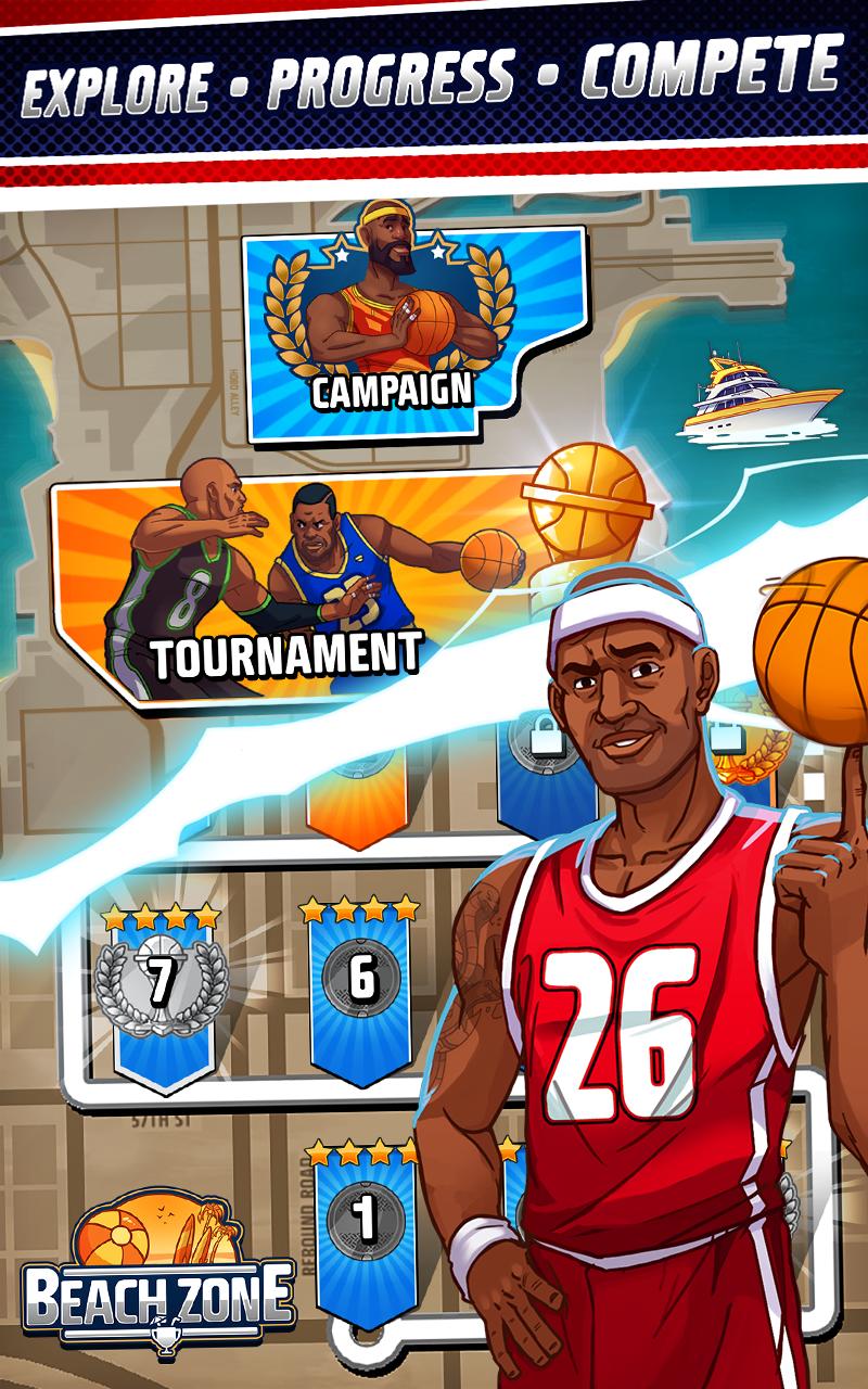 Rival Stars Basketball screenshot #20