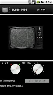 Television White Noise FREE- screenshot thumbnail