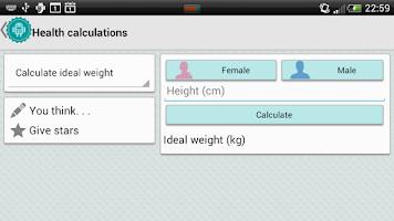 Screenshot of Calculas