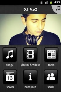 DJ MeZ - screenshot thumbnail
