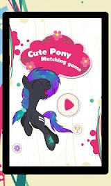 Pony Pairs - Memory Match Game Apk Download Free for PC, smart TV
